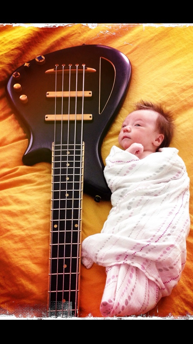 Whose Our Little Bass Player